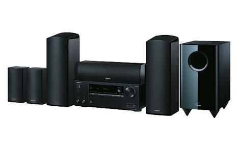 Высококачественные акустические системы для объектно-ориентированного звука