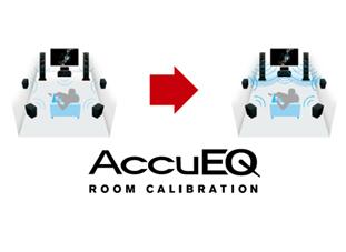 Калибровка акустики помещения с помощью системы AccuEQ