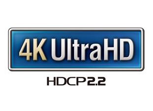 Входы HDMI® 4 In / 1 Out для UltraHD