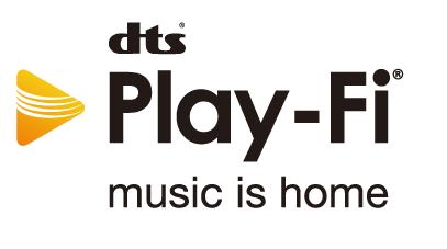 Готовность к мультирумному аудио с помощью DTS Play-Fi®