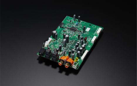 Фильтр DIDRC и ЦАП высокого качества для естественного звучания